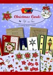 DV92601 Engels boek Nel van Veen Christmas Cards