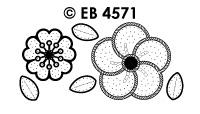 EB4571 borduursticker bloemen potpourri (1)