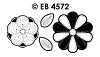 EB4572 borduursticker bloemen potpourri (2)