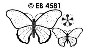 EB4581 borduursticker vlinders (1)