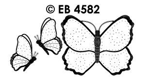 EB4582 borduursticker vlinders (2)