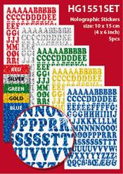 HG1551SET Alfabet ABC