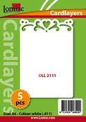 LL2111 oplegkaart romantiek 1