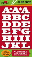 LPB5002 alfabet western