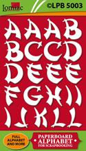 LPB5003 alfabet oriental