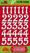 LPB5006 cijfers krul