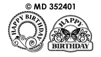 ©MD352401 > Happy Birthday Labels