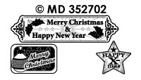 MD352702 Kerstlabels Divers (2)