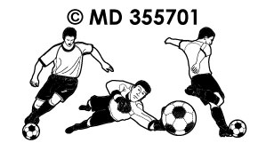 MD355701 Voetbal Team 1