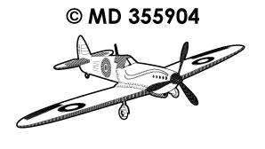 MD355904 Oldtimer vliegtuigen