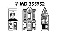 MD355952 Since Victorian Houses
