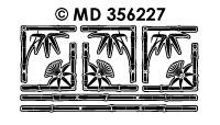 MD356227 Hoek Bamboe