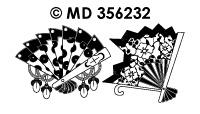 MD356232 Waaiers klein