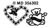 MD356302 Liefde Vogels