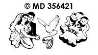 MD356421 Trouwen Koppel