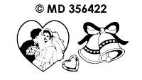 MD356422 Trouwen Hart