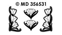 MD356531 Hoeken Tulpen