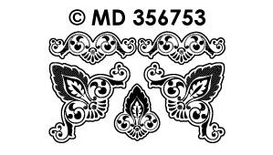 MD356753 Hoeken Sierlijk