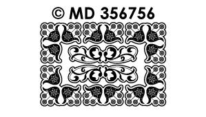 MD356756 Hoeken floral