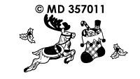 MD357011 Rendier en sok
