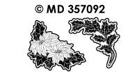 MD357092 Hoeken Hulst en Kerstster