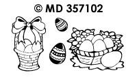 MD357102 Pasen Eieren & Eieren