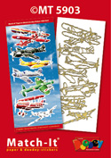 MT5903 Match-It Vintage Planes