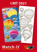 MT5921 Match-It Luchtballonnen