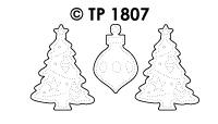 TP1807 Kerstboom