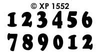 XP1552 Cijfers 123