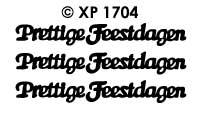 XP1704 Prettige Feestdagen