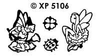 XP5106 Bloemen-elfjes