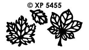 XP5455 Herfstbladeren
