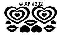 XP6302 Hart in Hart