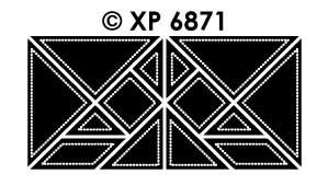 XP6871 Geometrische vormen Tangram
