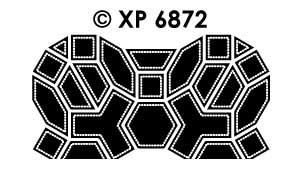 XP6872 Geometrische vormen