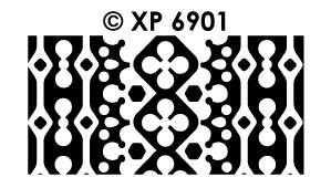 XP6901 Randen Marokkaans