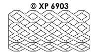 XP6903 Vlechtwerk Recht