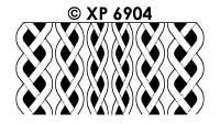 XP6904 Vlechtwerk Rond