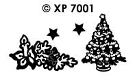 XP7001 Kerstboom