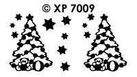 XP7009 Kerstbomen
