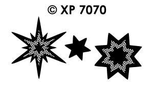 XP7070 Shiny Stars