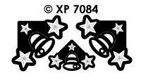 XP7084 Hoekjes Groot en Klein Kerstbel